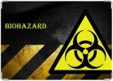 Блокнот, Biohazard