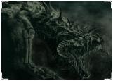 Блокнот, Дракон-скелет