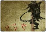 Обложка на паспорт с уголками, Predator / Хищник
