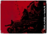 Обложка на паспорт с уголками, Gears of War 2
