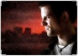 Обложка на паспорт с уголками, Max Payne