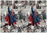 Обложка на паспорт, Супермен