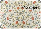 Обложка на паспорт, узор