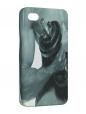 Чехол iPhone 4/4S, гантель