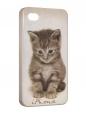 Чехол iPhone 4/4S, Котенок.