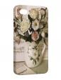 Чехол iPhone 4/4S, Цветы.