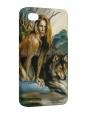 Чехол iPhone 4/4S, Борис Волежо.Фентази.