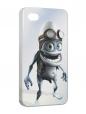 Чехол iPhone 4/4S, Лягушка.