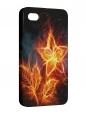 Чехол iPhone 4/4S, Цветок.