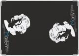 Обложка на паспорт с уголками, Marilyn monroe
