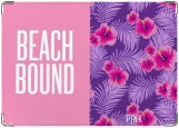 Обложка на паспорт, Beach Bond Pink