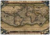Обложка на паспорт с уголками, Old world #2