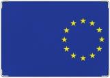 Обложка на паспорт с уголками, Евросоюз