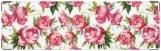Визитница/Картхолдер, розы
