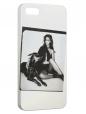 Чехол для iPhone 5/5S, Черно белая коллекция