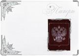 Обложка на паспорт, Герб