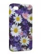 Чехол iPhone 4/4S, Цветы полевые