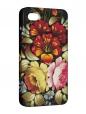Чехол iPhone 4/4S, Хохлома