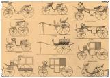 Обложка на автодокументы с уголками, Экипажи