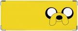 Обложка на студенческий, Adventure Time Jake