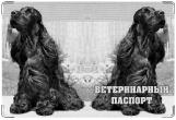 Обложка на ветеринарный паспорт, инд.диз