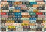 Обложка на паспорт с уголками, Авто