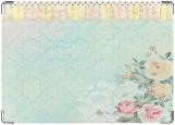Обложка на паспорт с уголками, крафт