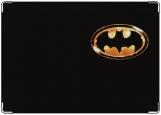 Обложка на паспорт с уголками, Бэтмэн