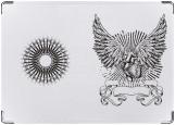Обложка на паспорт, Сердце с крыльями