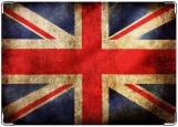 Обложка на паспорт с уголками, Be british