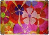 Обложка на паспорт, Винтажные цветы