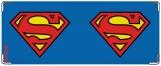 Обложка на студенческий, Супермен