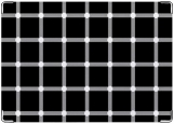 Обложка на паспорт с уголками, оптическая иллюзия 2
