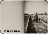 Обложка на паспорт, My way