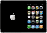 Обложка на автодокументы с уголками, iPhone