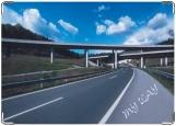 Обложка на автодокументы с уголками, My way
