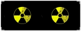 Обложка на зачетную книжку, Радиация