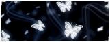 Обложка на зачетную книжку, бабочка