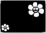 Обложка на паспорт, Цветочек