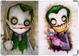 Обложка на автодокументы с уголками, Joker