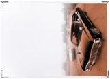Обложка на автодокументы с уголками, Импала