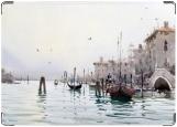 Обложка на паспорт с уголками, Венеция