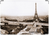Обложка на автодокументы с уголками, Paris...