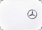 Обложка на автодокументы с уголками, Mercedes