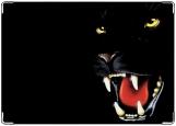 Обложка на автодокументы с уголками, Panther
