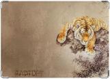 Обложка на паспорт, Tiger