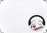 Обложка на паспорт, Я люблю музыку