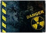 Обложка на паспорт, Danger