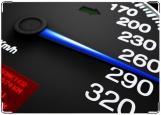 Обложка на автодокументы с уголками, Скорость2