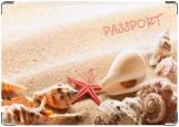 Обложка на паспорт с уголками, Обложка на паспорт